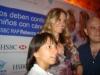 Rueda de prensa con Rebeca de Alba - Junio 2009